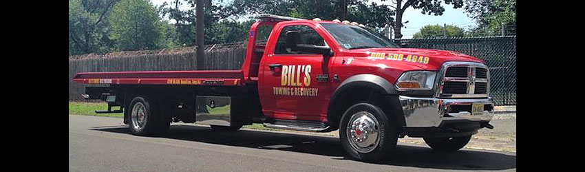 Bill's Towing - Mercer County NJ Auto Transport